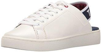 Tommy Hilfiger Women's Sabba Sneaker $59 thestylecure.com