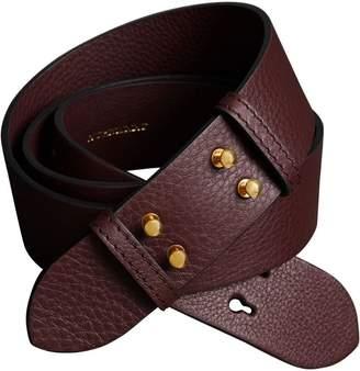 Burberry The Medium Belt Bag Grainy Leather Belt