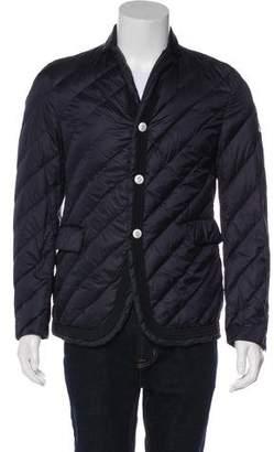 Moncler Gamme Bleu Giacca Down Jacket