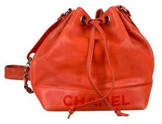 Chanel Drawstring Bucket Bag