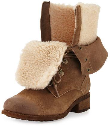 UGGUGG Gradin Convertible Hiker Boot, Dark Chestnut