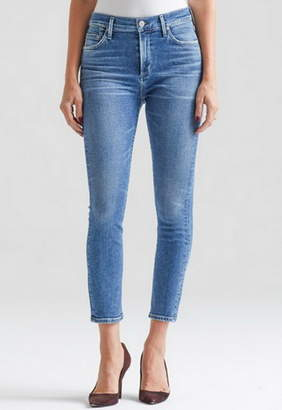 Citizens of Humanity Rocket Sculpt Crop High Rise Skinny Jean