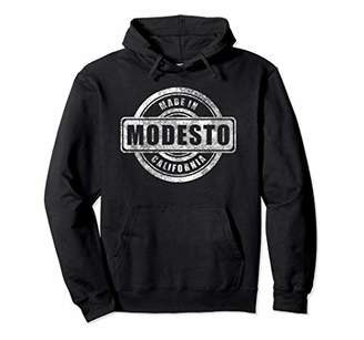 Made in Modesto California Hoodie