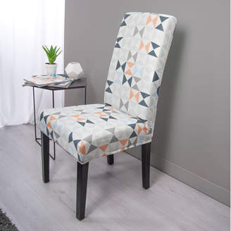 Sure Fit Statement Print Hugo Dining Chair Cover