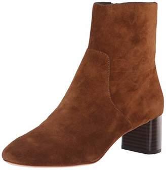Loeffler Randall Women's GEMA Almond Toe MID Heel Boot