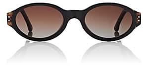 Komono Women's Sam Sunglasses-Black Tortoise