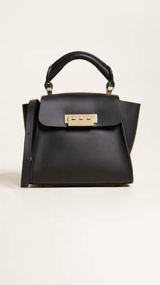 Zac Posen Eartha Iconic Mini Bag with Belted Top Handle