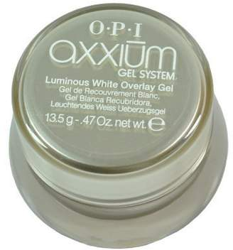 OPI Axxium Gel System - Luminous Overlay Gel 0.47oz by & Treatments [Beauty]