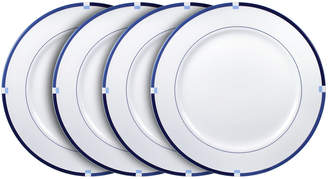 Mikasa Set of 4 Dinner Plates