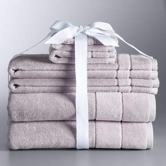 Vera Wang Simply Vera 6-piece Turkish Cotton Bath Towel Set