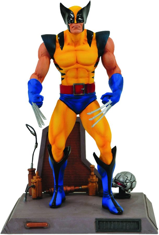 Marvel® Select Wolverine Action Figure