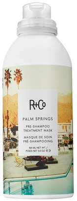 R+Co PALM SPRINGS Pre-Shampoo Treatment Masque, 5 oz. $29 thestylecure.com