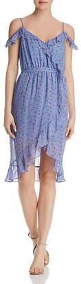 Joie Dinesha Cold-Shoulder Silk Dress - 100% Exclusive