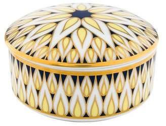 Tiffany & Co. Commemorative Gilt-Trimmed Trinket Box