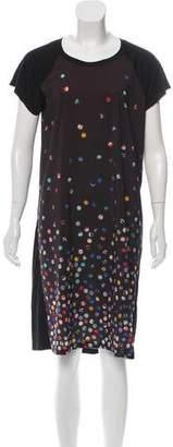 Paul Smith Printed Knee-Length Dress