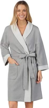 Stan Herman Women's French Terry Kimono Robe