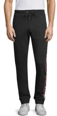 Versace Felpa Cotton Joggers