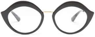 Cat Eye KALEOS Brockovich cat-eye glasses
