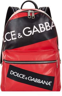 Dolce & Gabbana Patches Backpack
