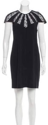 Tocca Edie Wool-Blend Dress w/ Tags