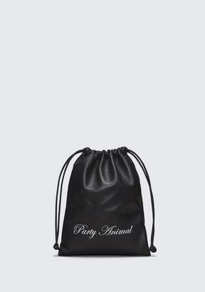 Alexander Wang PARTY ANIMAL MINI RYAN DUSTBAG