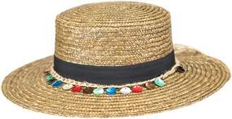 Peter Grimm Clau Straw Resort Hat