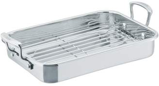Scanpan Stainless Steel Roaster with Rack