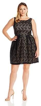 Single Dress Women's Plus Size Melinda Lace $216 thestylecure.com