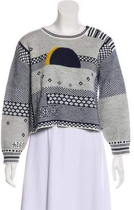 Rachel Comey Eclipse Jacquard Sweater