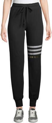Knit Riot Slim-Fit Drawstring Sweatpants