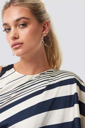 MANGO Bristol Earrings Gold