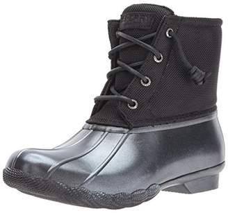 Sperry Women's Saltwater Pearlized Rain Boot