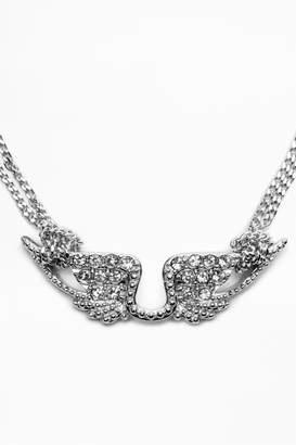 Zadig & Voltaire Zadig Voltaire Mila Small Necklace