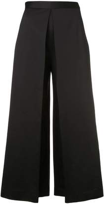 Rosetta Getty pleated front palazzo pants