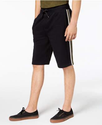 American Rag Men's Varsity Jogger Shorts, Created for Macy's