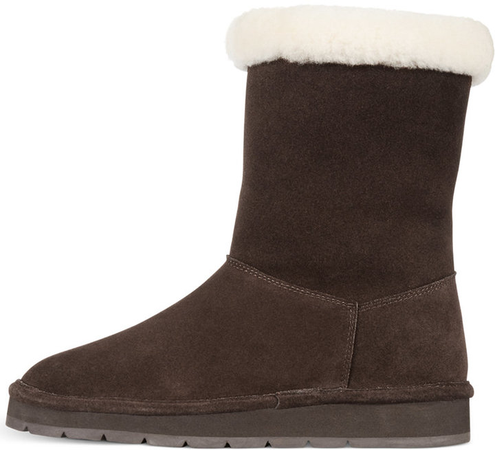 MICHAEL Michael Kors Winter Mid Boots 7