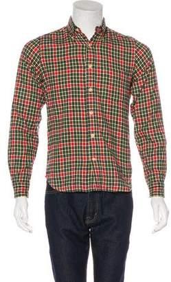 Gant Plaid Flannel Shirt