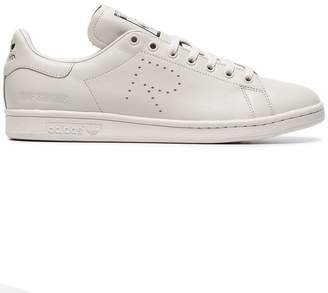 Adidas By Raf Simons grey Stan Smith leather sneakers bc069246a