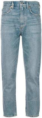 Citizens of Humanity Dree straight cropped jeans