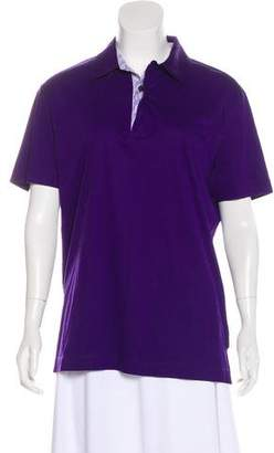 HUGO BOSS Boss by Short Sleeve Polo Top