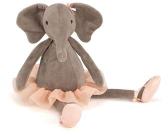 Jellycat Dancing Darcey Elephant (33cm)