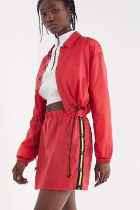 Urban Outfitters Shaina Nylon Mini Skirt