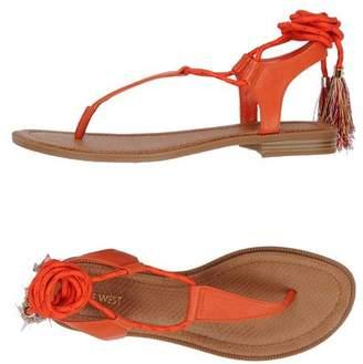 Nine West Toe post sandal