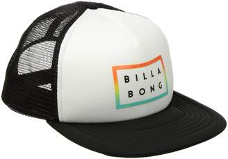 Billabong Men's Diecut Trucker Hat