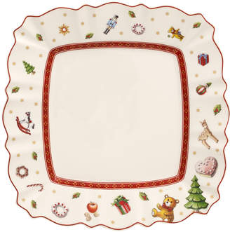Villeroy & Boch Toy's Delight Square Salad Plate 8.5x8.5 in