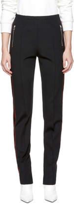 Misbhv Black Extacy Track Pants