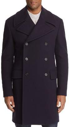 Michael Kors Double-Breasted Overcoat