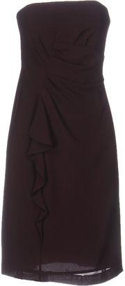 BOSS BLACK Short dresses $430 thestylecure.com
