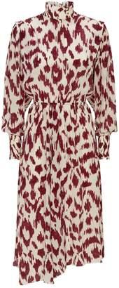 Etoile Isabel Marant Yescott Midi Dress