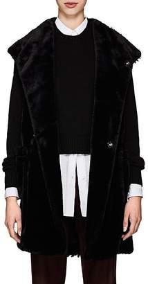 Comme des Garcons Women's Faux-Fur Vest